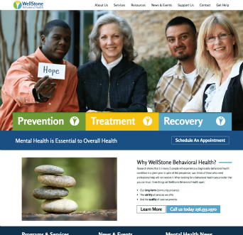 Wellstone Behavioral Health  image