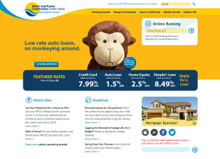 Water & Power Community Credit Union image