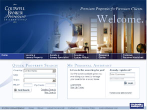 www.coldwellbankerpreviews.com image