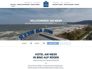 Hotel am Meer, baltic sea, Germany image