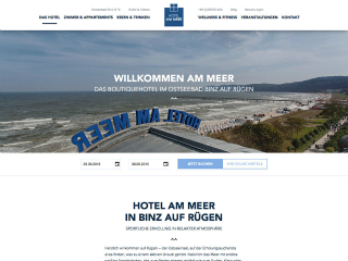 Hotel am Meer, baltic sea, Germany image
