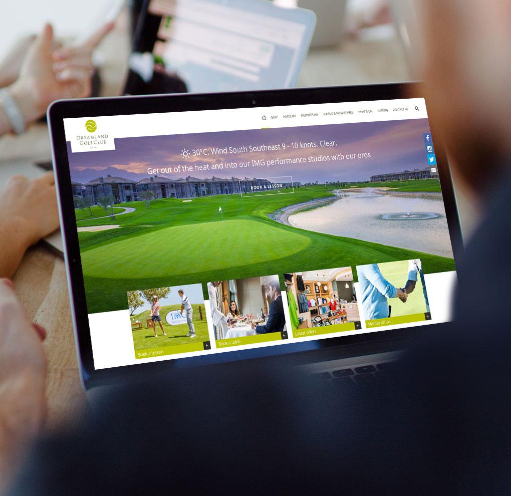 Dreamland Golf Club image