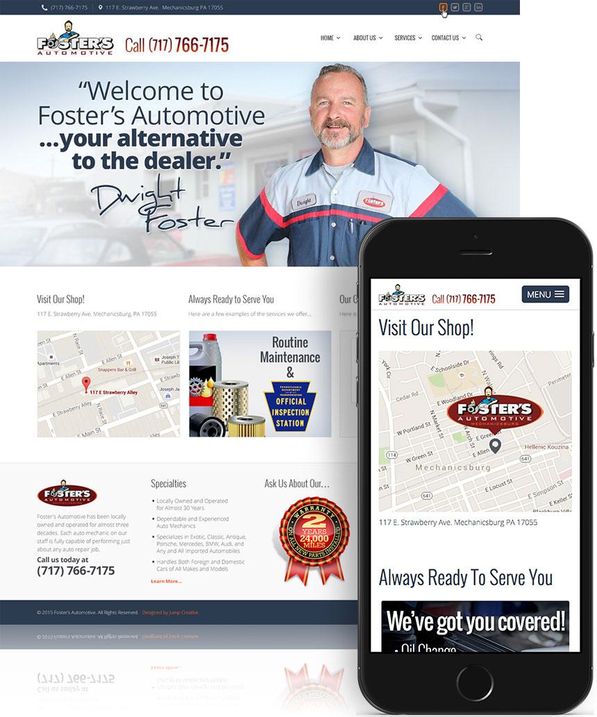 Fosters Automotive image