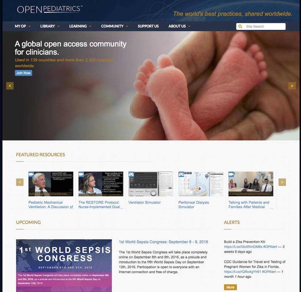 OPENPediatrics  image