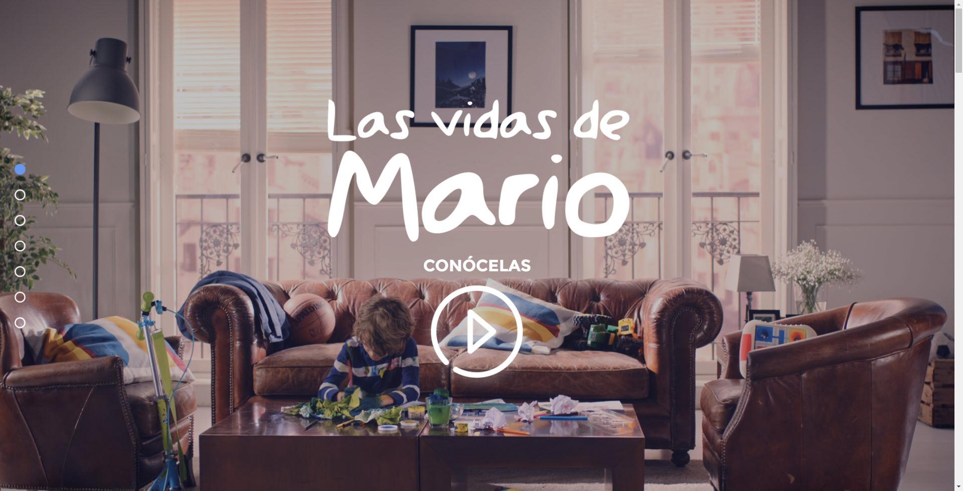 Las Vidas de Mario image