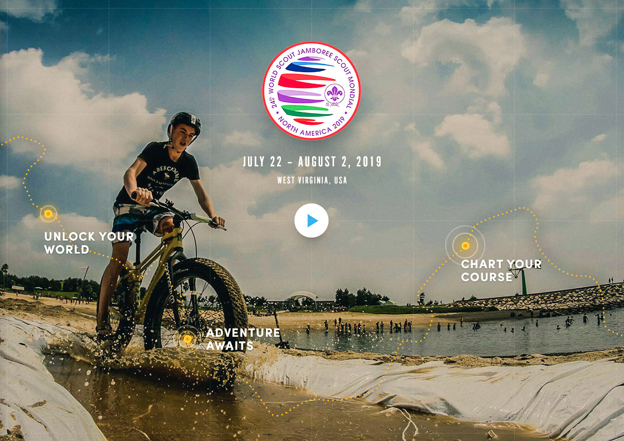 The 24th World Scout Jamboree image
