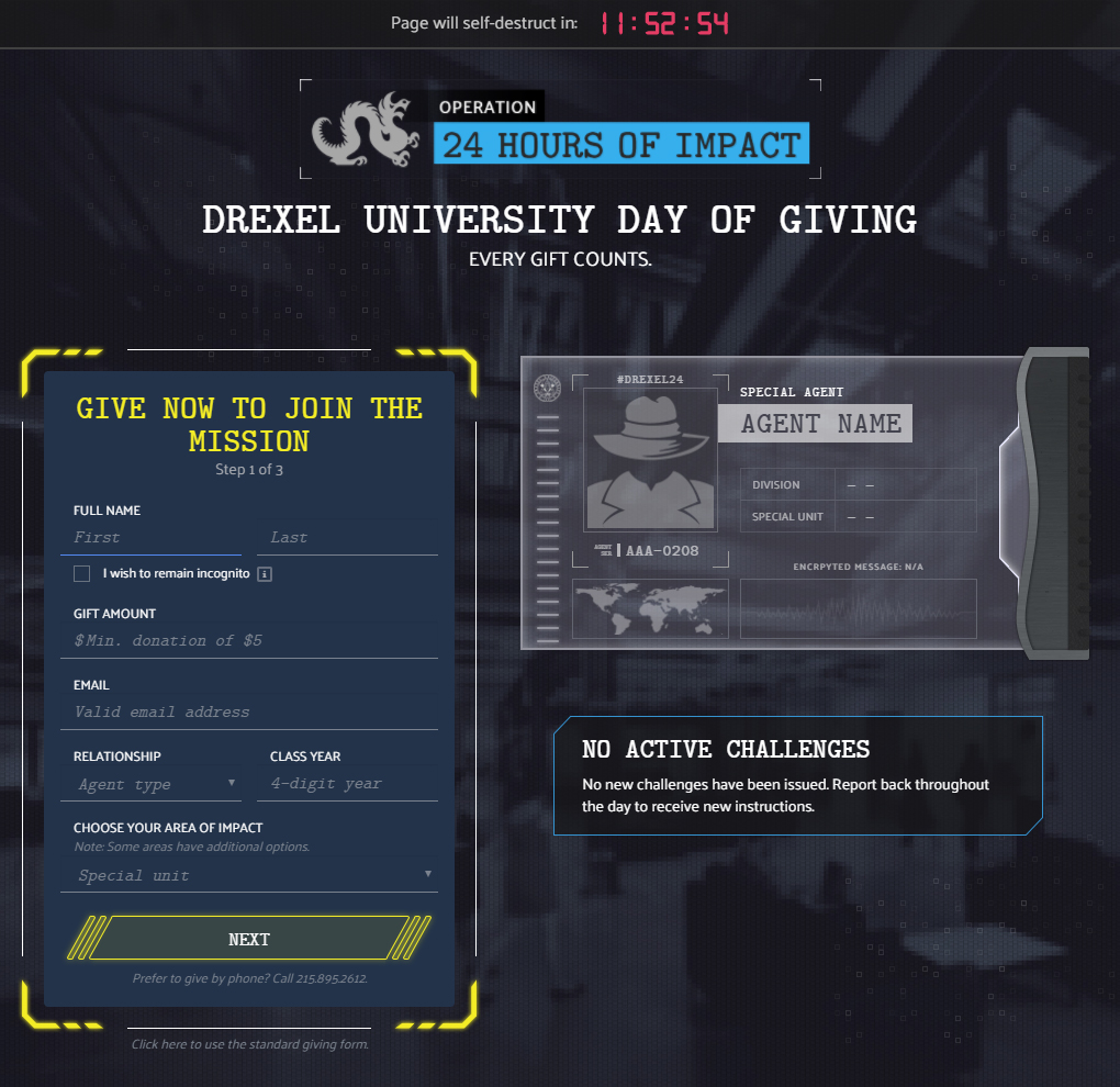 Drexel Day of Giving 2016 image