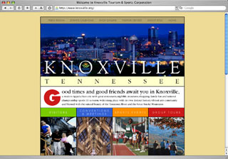 Knoxville Tourism and Sports Corporation image