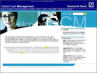 Global Cash Management image