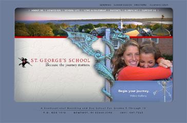 St. George's School image