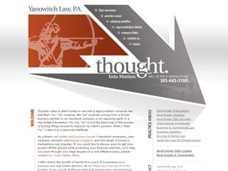 Yanowitch Law, P.A. image