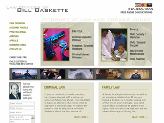 Law Offices of Bill Baskette image