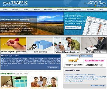 www.pagetraffic.com image