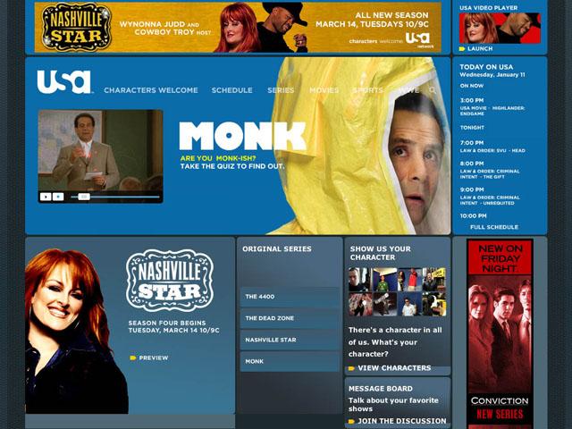 USA Network image