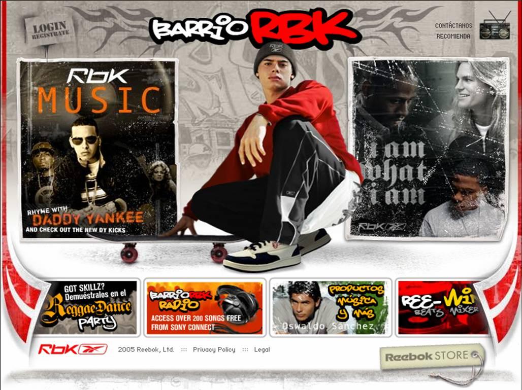 Barrio RBK image