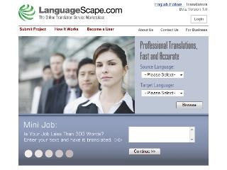 LanguageScape.com image
