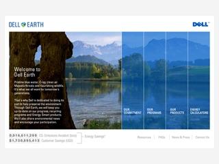 Dell Earth image