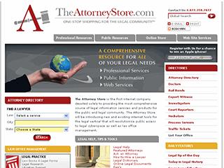The Attorney Store.Com image