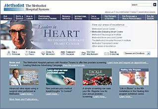 The Methodist Hospital System image