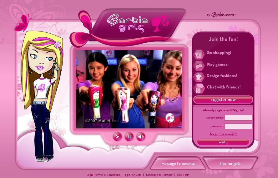 BarbieGirls.com image