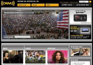 XMRadio.com image
