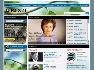 KCET Online image