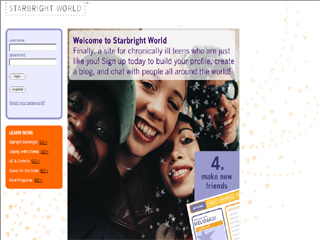 Starbright World: Welcome to My World image
