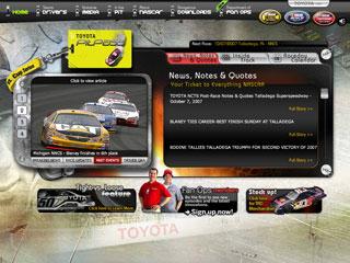 Toyota PitPass image