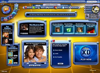 Disney.com / Disney XD image