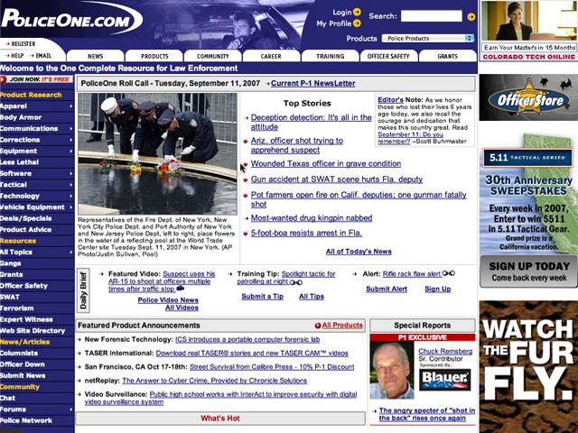 PoliceOne.com  image