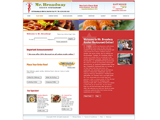 Mr. Broadway Kosher Restaurant image