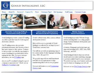 Gould Intelligent image