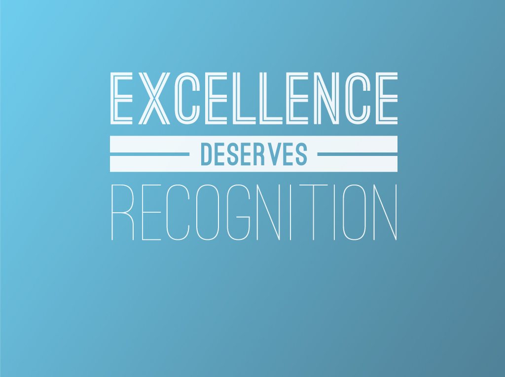 Excellence deserves recognition. Enter the WebAwards.