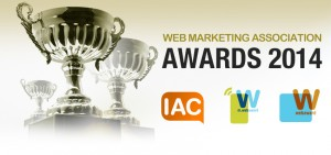 Internet Awards from the Web Marketing Association