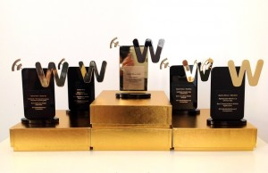 MobileWebAwards Statues