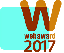 2017 WebAward Competition for Website Development