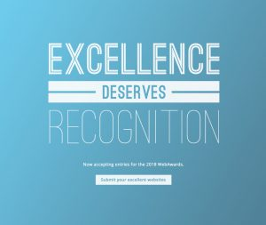 Excellence deserves recognition