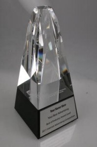 IAC Award Trophy