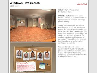 Live Search Sport Maps image
