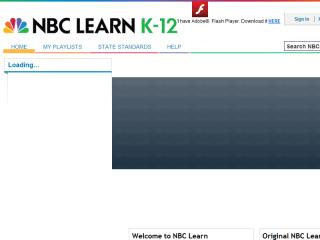NBC Learn K-12 image