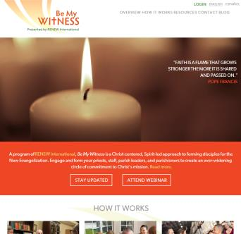 Be My Witness image