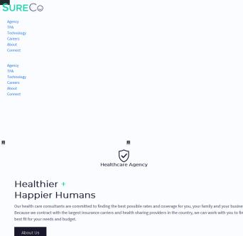 SureCo Health Care + Technology image