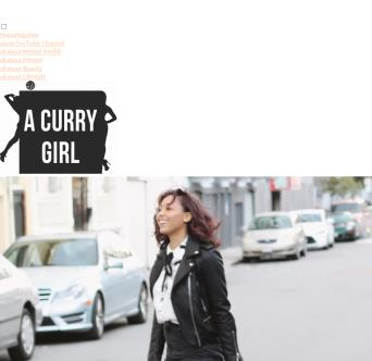 A Curry Girl