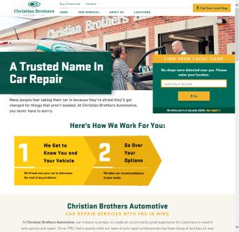 Christian Brothers Automotive image