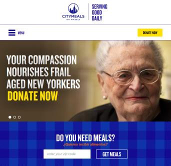 City Meals on Wheels image