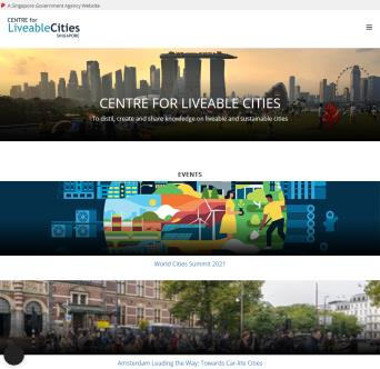 Centre for Liveable Cities (CLC)