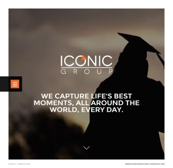 IconicGroup.com Redesign image