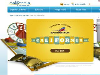 California The Game image