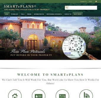 SMARTePLANS, The Marketing System for Luxury Real Estate image