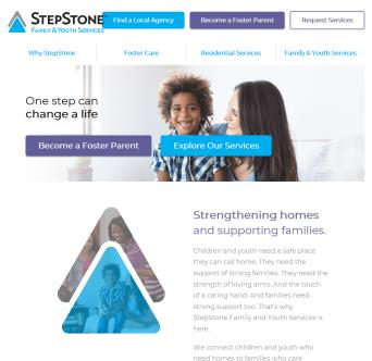 StepStone Family and Youth Services image